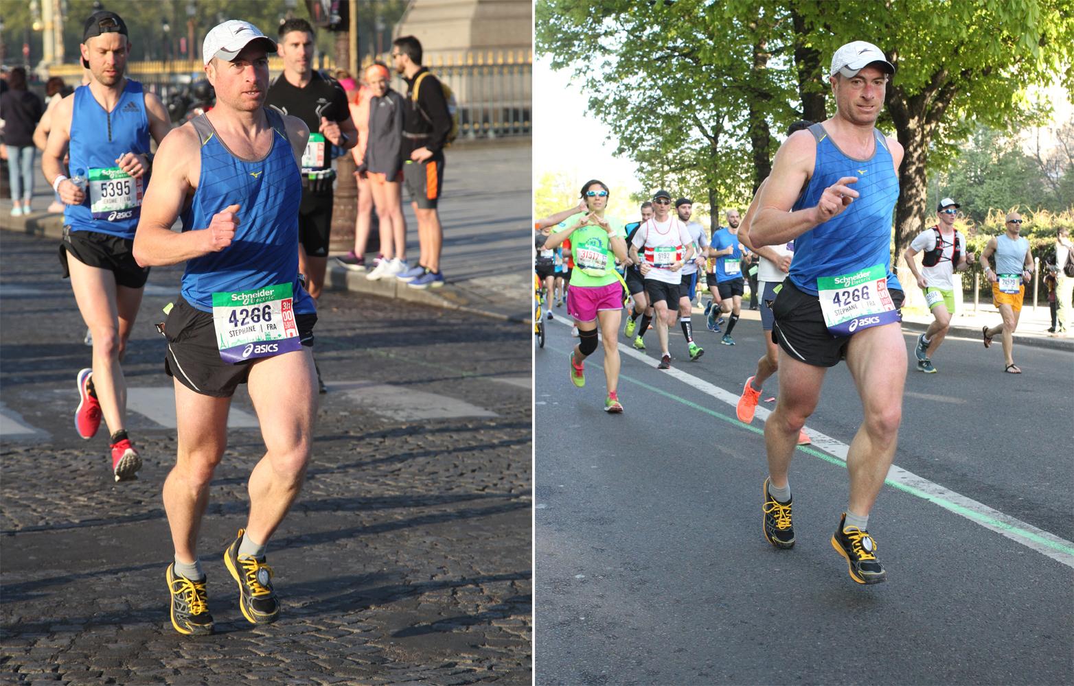C est autour d un café à Sanary trois mois après le marathon, alors qu il  court comme avant, voire mieux, que nous nous retrouvons pour retracer ce  long ... 853083ff1e5